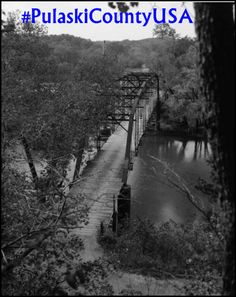 "Brewer & Shipley, the duo who released the popular folk song ""One Toke Over The Line"", titled their 7th album ""Welcome To Riddle Bridge"". The album name pays homage to a popular gathering place, on the Gasconade River in #PulaskiCountyUSA. The bridge was replaced in the late 1980's."