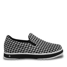 Men's Crossover Golf Shoes - Houndstooth