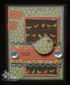 unity stamp company. kit used - stitched greetings - created by jessica diedrich
