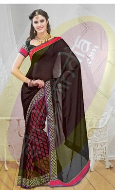 Designer Sarees at affordable price, only at www.styleoindia.com    Visit today!