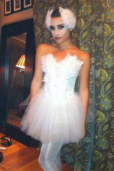 Lea Michele (2011) as White Swan... Lovely