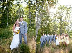 Surrounding nature makes for the perfect photo backdrop!