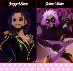 Miraculous Ladybug Villains, Joker, Anime, Fictional Characters, The Joker, Cartoon Movies, Anime Music, Fantasy Characters, Jokers