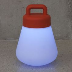 Dieppe LED Portable Lamp by Artkalia