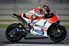 andrea-dovizioso-qatar-motogp-test- ducati corse GP15 is leading the time sheets , GP15 is for real