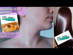 SO ZÁZRAKOM ASPIRÍNU, ABY VAŠA PLEŤ VYZERAŤ O 10 ROKOV MLADŠIE, ABY VAŠE VLASY RACHOT - YouTube Natural Face Cleanser, Herbal Magic, Baby Hats Knitting, Homemade Skin Care, Youtube, Face Skin, 10 Years, Hair And Nails, Your Skin