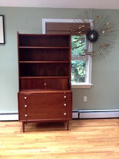 Midcentury Drexel Secretary, Desk, Bookcase in Catonsville, Maryland ~ Apartment Therapy Classifieds