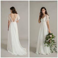 JULIA wedding dress by Sally Eagle Bridal