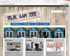 Rijk aan Zee (website door Vlot & Goed)