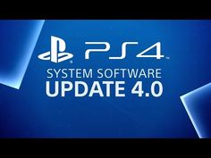 They say PS4 Software Update 4.0 has a 'brand new UI' but to me it looks like exactly the same mess it always has..?!