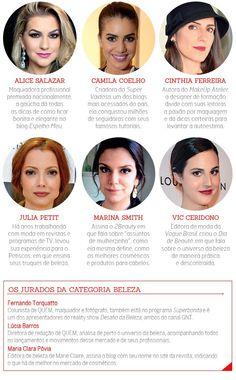 Blogueira de beleza (Foto: Arte: Eduardo Garcia)
