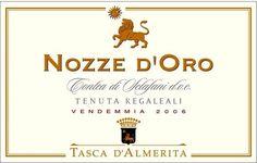 Tasca d'Almerita Contea di Sclafani Nozze d'Oro (2006), a Contea Di Sclafani wine by Tasca D'Almerita