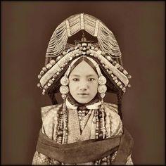 Tibetan Princess, 1879