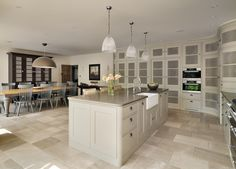 Beautiful Bespoke Kitchens Ideas For The Heart of Your Home Kitchen Design Decor, Home, Bespoke Kitchens, Kitchen And Bath, Kitchen Decor, Handmade Kitchens, Home Kitchens, Real Kitchen, Modular Cabinets