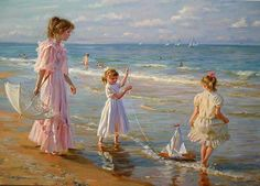 Painted by Alexander Averin