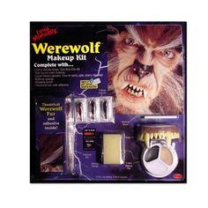 Horror Value Halloween Makeup Kit   Halloween makeup kits, Makeup ...