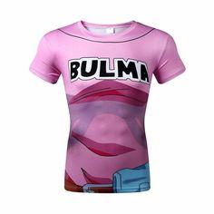 Bulma Compression Shirt
