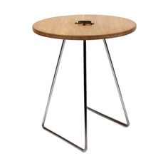 Button Cafe Table by Jarred Christison, via Behance