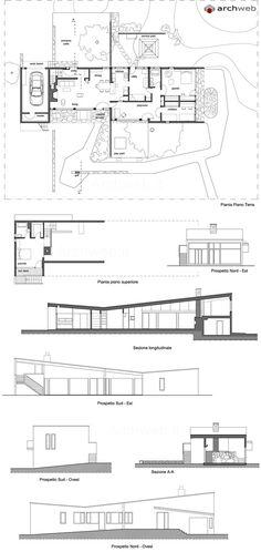 House in MoMA Garden - Breuer Exhibition 1949