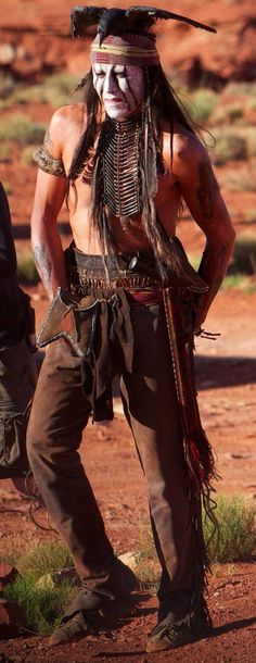 Jonny Depp as Tonto. This is particularly disturbing since Jay Silverheels created this role and was a pioneer in carving out a place for Indigenous actors in Hollywood.