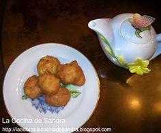 La Cocina de Sandra: Almojabanas - Con Harina de Arroz Hecha en Casa