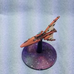 Battlefleet gothic eldar under way too