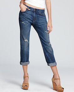 Current/Elliott Jeans - Loved Destroy Boyfriend® | Bloomingdale's
