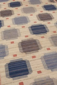 Rug Weaves, Bukowski, Woven Rug, Scandinavian Design, Weaving, Textiles, Tapestry, Concept, Quilts