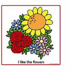 To Do with Grade 1: I Like the Flowers / I Love the Mountains