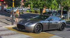 Aston Martin V12 Zagato spotted today in Santiago Chile. Only 150 made #exoticcar #supercar #car #exotic #cars #hypercar #exoticcars #carporn #supercars