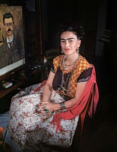 Frida Kahlo | photo Gisèle Freund