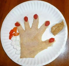 Hand cookie