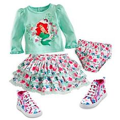 Disney Ariel Collection for Baby | Disney Store - for your future baby @Amanda Bellino !!