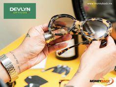 Ópticas Devlyn se especializa en la venta de lentas oftálmicos, armazones, lentes de sol y lentes de contacto de las mejores marcas proporcionando un servicio de calidad en graduación y puesta a punto de lentes. Visita ópticas Devlyn en México, guarda tu recibo y obtén un reembolso de impuestos para turistas extranjeros! #lentesdesol