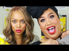 WHATS IN MY BAG WITH TYRA BANKS | PatrickStarrr - YouTube
