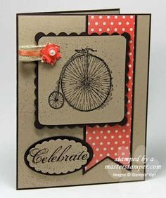 These ARE the Good Old Days! - Stampin' Up! Demonstrator Ann M. Clemmer & Stamper Dog Card Ideas