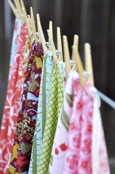 Meadow organic fabric by Monaluna