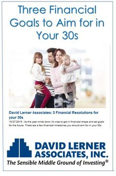 For many people, the 30s often represent a time of increased earning potential as they start to advance in their careers and move up the corporate ladder However, this is also the time  when they may  have started a family and assumed the financial responsibilities this involves, such as a home mortgage, life insurance, car payments, and all of the expenses involved in raising children
