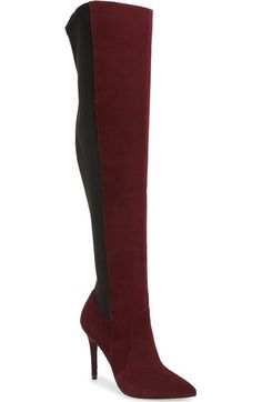 Charles by Charles David 'Paso' Over The Knee Boot (Women) available at #Nordstrom