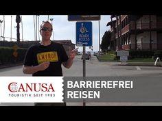 Video: Barrierefreies Reisen in Kalifornien | traveLink.