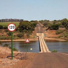 South Africa is not for sissies! So not for you, S D F this is in the kruger national park.