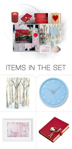 """""""I love you"""" by thedecorationqueen on Polyvore featuring art"""