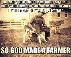 So blessed to be a part of this lifestyle. Remember it's #NationalAgricultureDay so #ThankAFarmer
