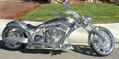 This is a one of a kind 2003 Harley-Davidson Sportster Chopper professionally built by Sculpture Cycles of Arizona. Description from cycleclassifieds.us. I searched for this on bing.com/images