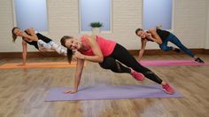 You're Going to Love This Full-Body Fat Blaster!: Our new Class FitSugar, created by Becky Jennings, founder of the Balance Method, is a killer 30-minute fat scorcher - and we mean that in the best way possible.