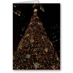 Shop Christmas at Daley Plaza Chicago Holiday Card created by ashlandt. Thank You Greetings, Thank You Cards, Christmas Thank You, Christmas Tree, Holiday Cards, Holiday Decor, Wedding Thank You, Paper Texture, Destination Wedding
