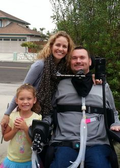 New Dawn. New Day. New Life. A personal blog about a family living with a spinal cord injury