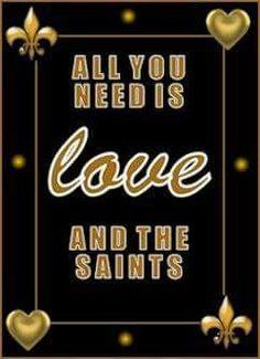 L<3VE Saints <3