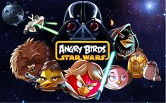 Angry Birds Star Wars! Welcome to your new addiction. Sigh.