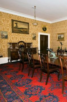 The Dining Room | Milntown House | Isle of Man